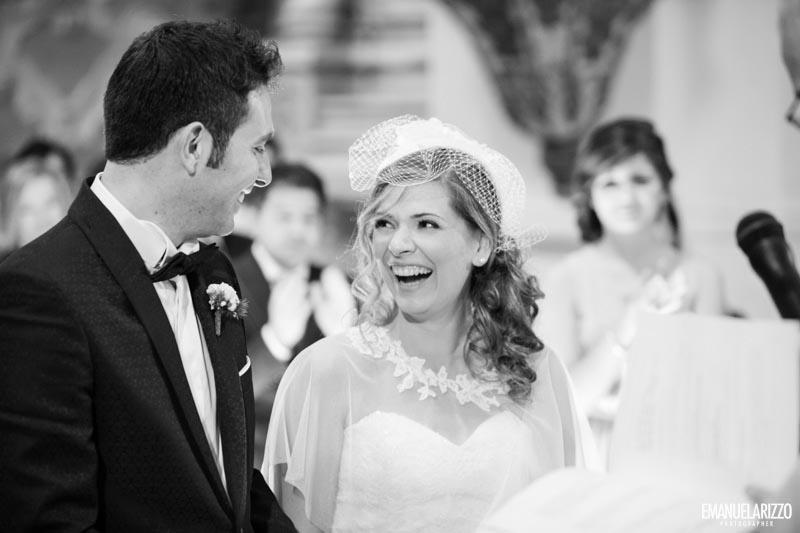 gioia della sposa scambio anelli Matrimonio Castello Monaci