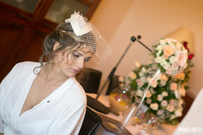 Preparativi Casa Sposa Matrimonio Castello Monaci