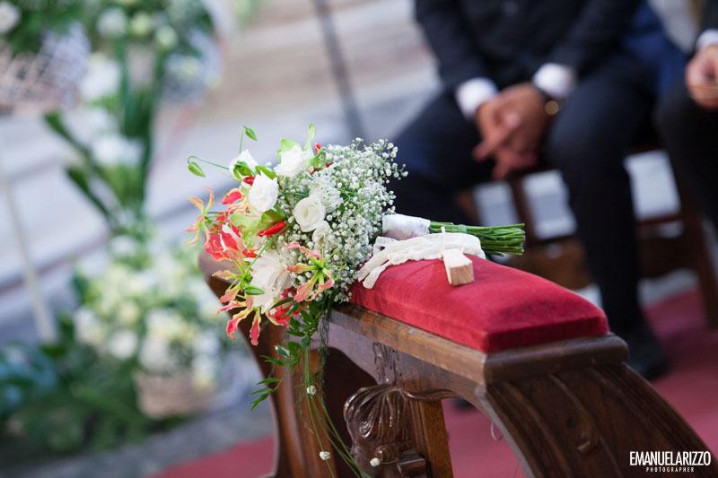 bouquet sposa matrimonio chiesa san matteo lecce