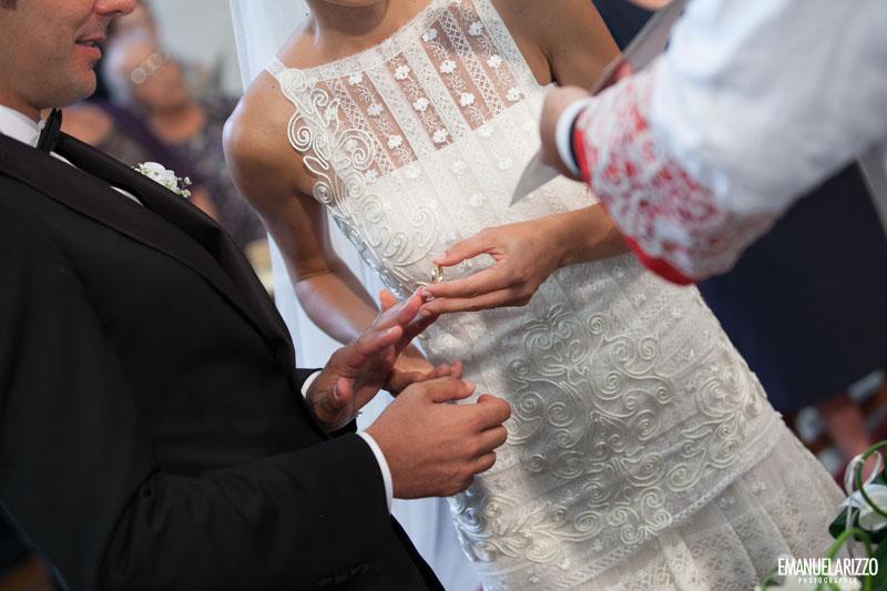 lo scambio degli anelli matrimonio chiesa san matteo lecce