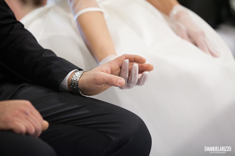 Dettagli cerimonia chiesa matrimonio tenuta lucagiovanni