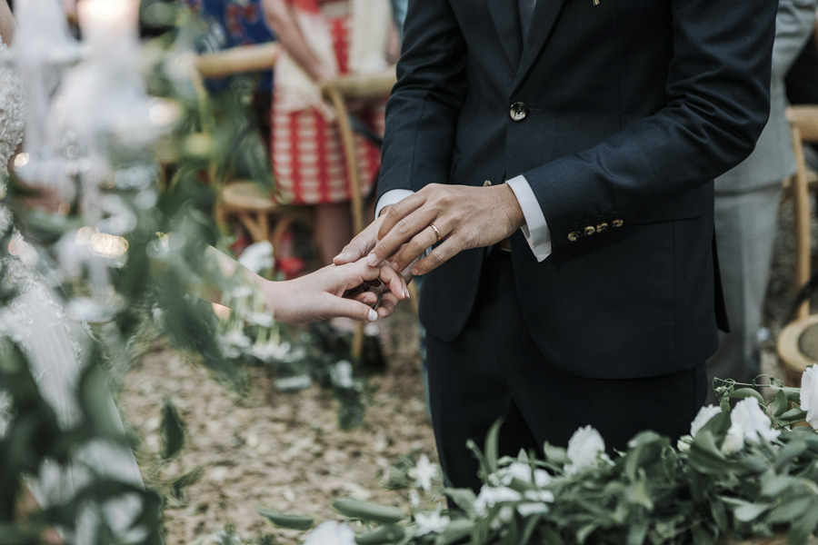 scambio fedi matrimonio tenuta tresca salento
